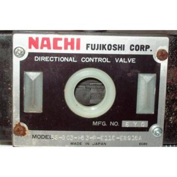 D05 Vietnam 4 Way 4/2 Hydraulic Solenoid Valve i/w Vickers DG4S4-?-WL-B 115VAC Rectified