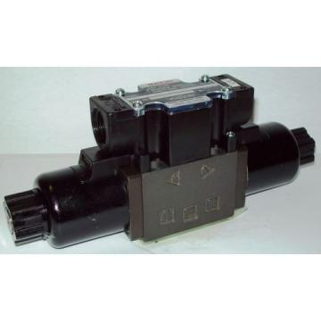 D03 United Kiongdom  4 Way Shockless Hydraulic Solenoid Valve i/w Vickers DG4V-3-6C-WL-D 230 VAC