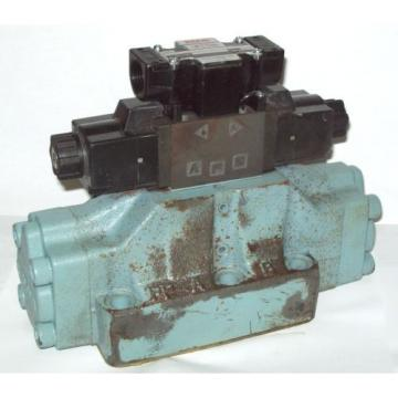 D08 Turkey  4 Way Hydraulic Double Solenoid Valve i/w Vickers DG5S-8-S-?C-WL-B 115 VAC