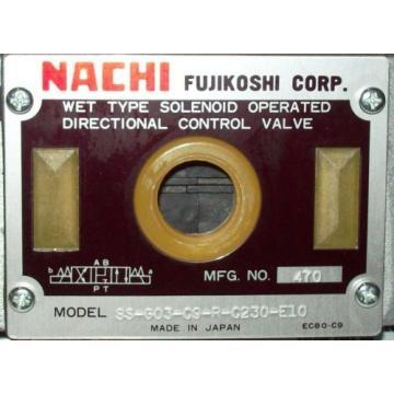 D05 Nicaragua 4 Way 4/3 Hydraulic Solenoid Valve i/w Vickers DG4S4-017C-WL-D 230 VAC