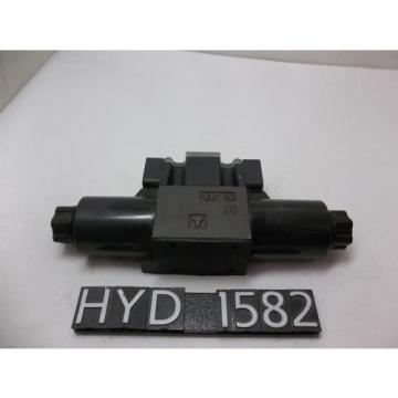 Nachi CookIs. SSG01C6RD2E31 Hydraulic Wet Type Magnetic Solenoid Valve HYD1582