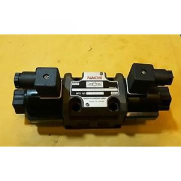 NACHI Cook Is.  SA-G03-C5-C115-E21 Hydraulic Solenoid Valve