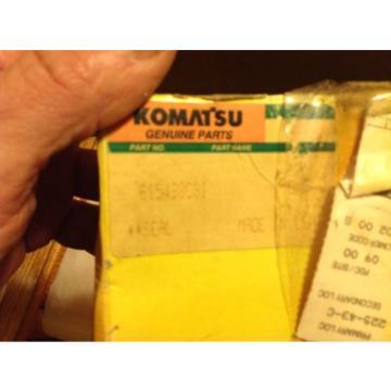 Komatsu, Netheriands Oil Seal 615438c91 New OEM NOS
