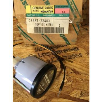 08687-22403 Honduras Genuine Komatsu Service Meter