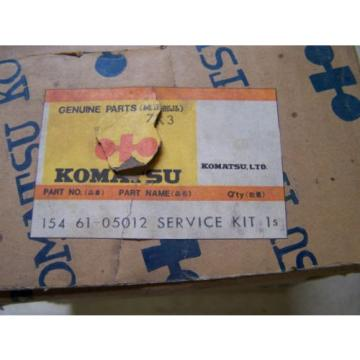 Komatsu Hongkong  Seal Service Kit Part No. 154 61 05012 - New In The Box