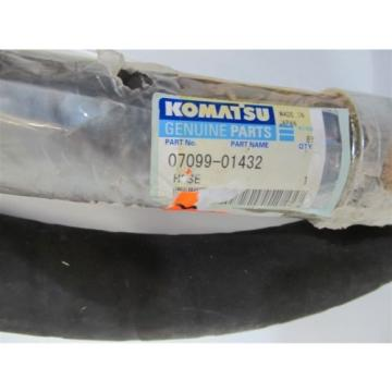 Komatsu Liberia 07099-01432, New Hose Replacement