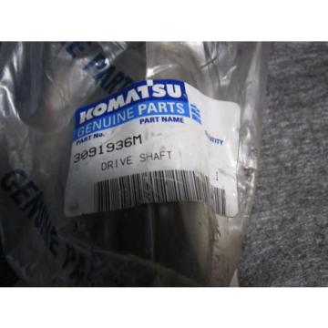 NEW Bulgaria  GENUINE KOMATSU DRIVE SHAFT # 3091936M