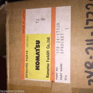 Komatsu UnitedStatesofAmerica Sprocket 3YB-24-17320