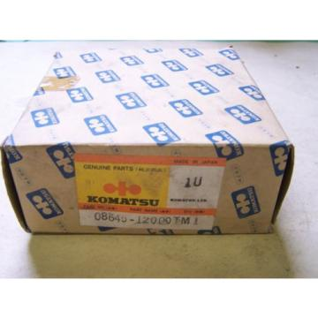Komatsu Liberia  Water Temperature Guage Part No. 08645 12000 TM1 - New In The Box