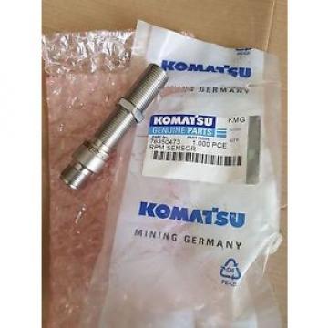 New Liechtenstein Komatsu Mining Germany RPM Sensor 763 504 73 / 76350473