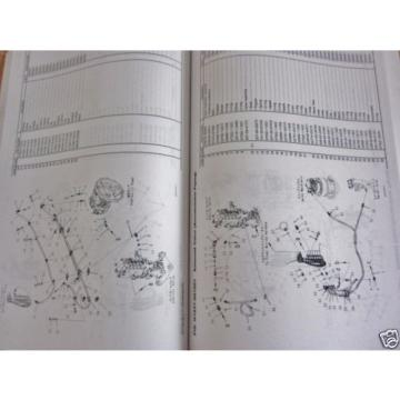 KOMATSU Barbuda  HYDRAULIC EXCAVATOR PC138USLC-11 PARTS BOOK SERIAL NUMB 50001 AND UP