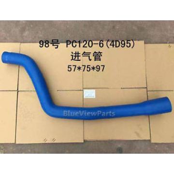 Intake Brazil tube pipe,inlet hose for Komatsu 4D95,PC120-6 excavator