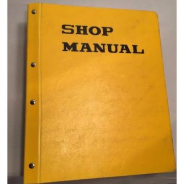 Komatsu Barbuda  114E-3 Series Engine Factory Shop Service Repair Manual