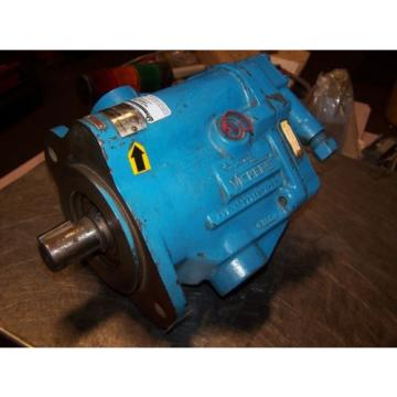 REBUILT Suriname  VICKERS AXIAL PISTON VARIABLE DISPLACEMENT PUMP PVB20-LS-20-C-11