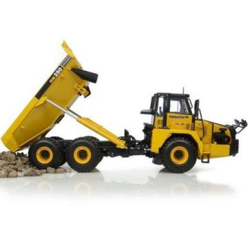 UH8035 Moldova, Republic of  UH Universal Hobbies Komatsu HM250 Construction Machine Truck 1:50 Scale