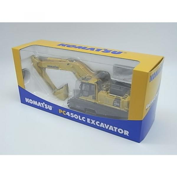 1/50 Gambia  Komatsu PC450LC excavators macadam specification stone Japan EMS F/S NEW #2 image