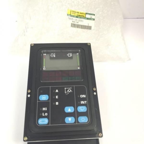 Komatsu Gambia OEM monitor 7835-10-2001 PC220-7/PC300-7 #1 image