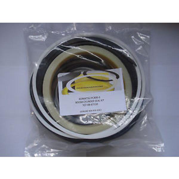 Komatsu SolomonIs Replacement 707-98-67110 Boom Cylinder Seal Kit PC400-3 W/ Rod Seal #1 image
