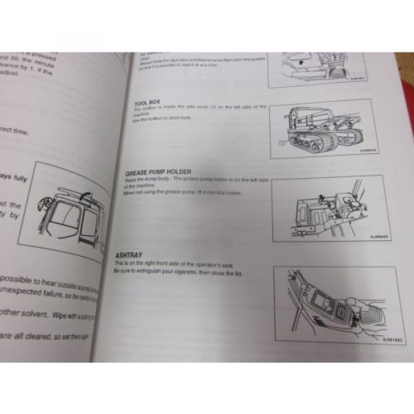 Komatsu Laos  CD110R-2 Crawler Carrier Operation & Maintenance Manual s/n 1501- #2 image