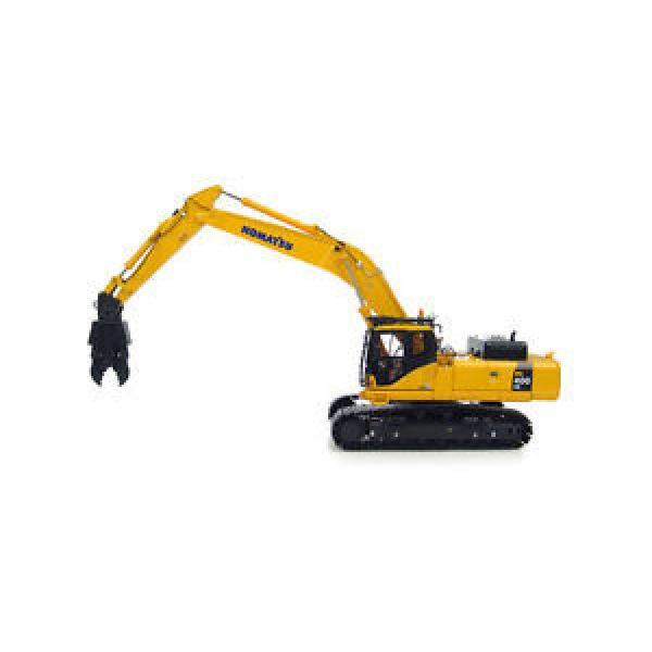KOMATSU Costa Rica  PC400LC SHORT ARM BOOM DEMO EXCAVATOR - 1:50 Scale by Universal Hobbies #1 image