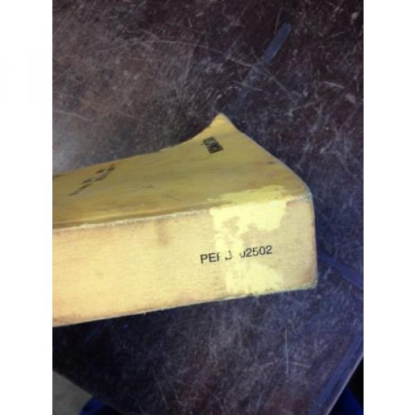 OEM Gibraltar Komatsu D65P-12 D65EX, PX-12 Bulldozer Crawler PARTS Book Catalog Manual #6 image