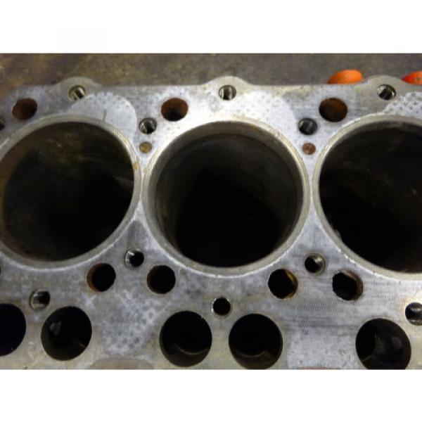 Yanmar UnitedStatesofAmerica 3TNA72 Cylinder Block Diesel Engine Deere Takeuchi Komatsu #4 image