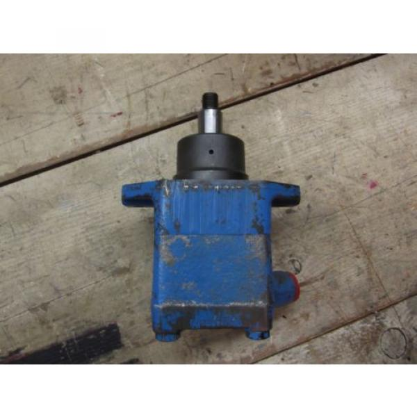 VICKERS Bulgaria  VTM-42 HYDRAULIC STEERING PUMP MANY APPLICATIONS USED GREAT SHAPE #4 image