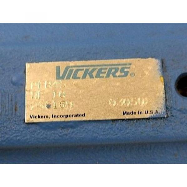 NIB Gibraltar VICKERS PFB45 RF10 266169 HYDRAULIC PUMP, PFB45RF10 #6 image
