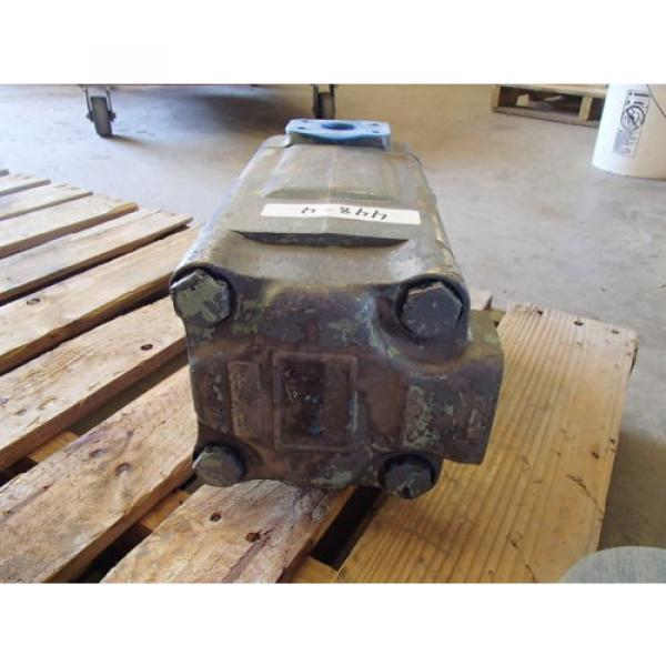 VICKERS Netheriands 4535 ,PERFECTION HYDRAULIC PUMP USED #6 image