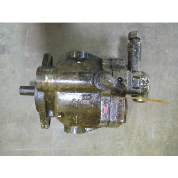 REBUILT Russia  VICKERS F3PVP15FLSY31CM11 HYDRAULIC PUMP 7/8#034; SHAFT DIA 1-1/4#034;NPT IN/OUT #1 image