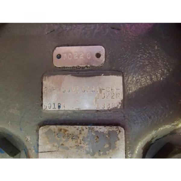 VICKERS Reunion ,PERFECTION F34535V50A38-86-0D22R HYDRAULIC PUMP USED #6 image