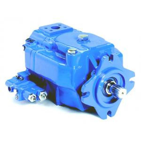 PVH098R01AJ30B252000AA2001AE010A Vickers High Pressure Axial Piston Pump #1 image