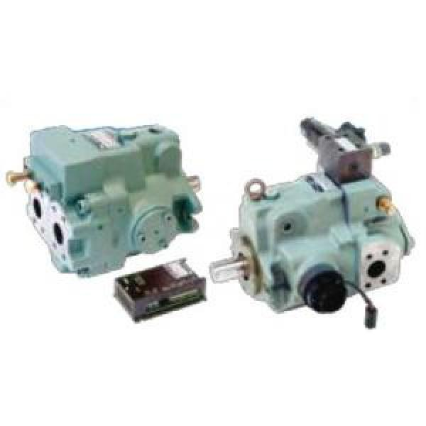 Yuken A Series Variable Displacement Piston Pumps A37-F-R-03-S-K-DC12-32 #1 image