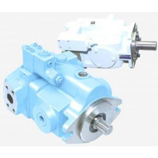 Denison PV20-2L1D-J02   PV Series Variable Displacement Piston Pump #1 image