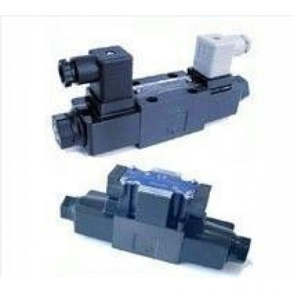 Solenoid Operated Directional Valve DSG-01-3C60-R100-N-70 #1 image