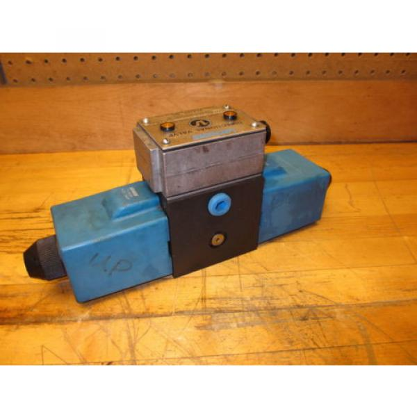 Vickers Netheriands PA5DG4 S4LW 012N H 61, Hydraulic Directional Pilot Valve Coils 24VDC #9 image