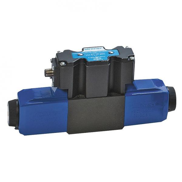 Vickers Burma 86#034; x 2#034; x 36#034; Solenoid Operated Hydraulic Directional Valve - 871471 #1 image
