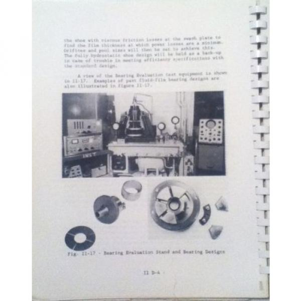 Sperry Brazil Rand, Vickers Div 1963  Proposal Hydraulic Pumps/Motors #3 image