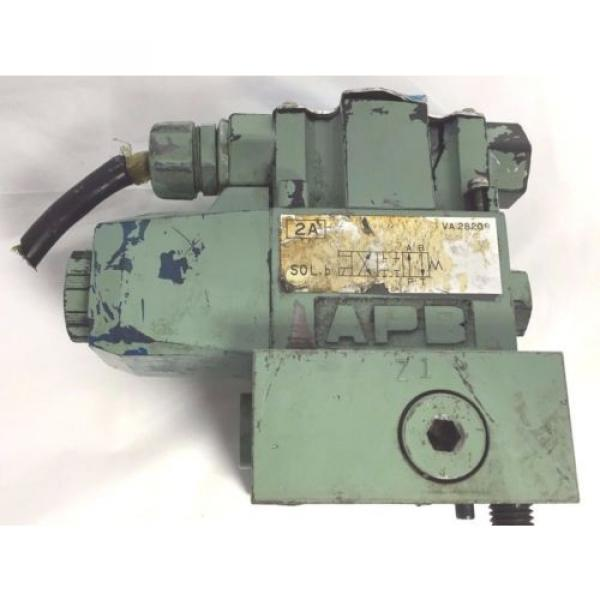 VICKERS Guyana HYDRAULIC DIRECTIONAL CONTROL VALVE DG4V-3-2A-M-P2-B-7-50 H439 #3 image
