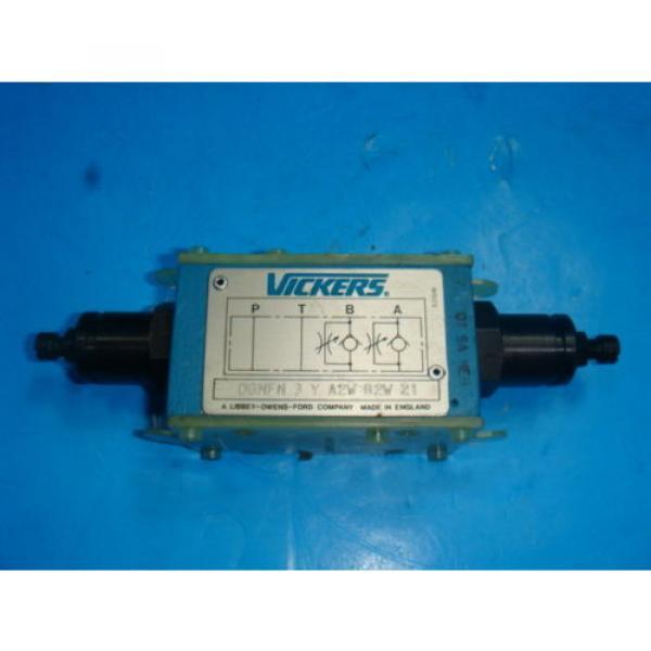 Origin Azerbaijan Vickers DGMFN 3 Y A2W B2W 21 Hydraulic Directional Control Valve NNB #2 image