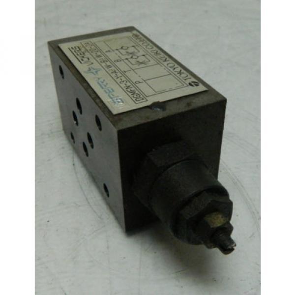 Vickers Niger Hydraulic Valve, DGMFN-3-Y-A2W-B2W-20-JA, Used, WARRANTY #4 image