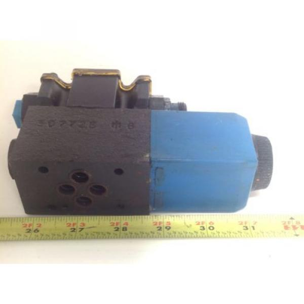 VICKERS Gibraltar  507725 SOLENOID HYDRAULIC VALVE 24/30V W/ 508173 COIL #2 image