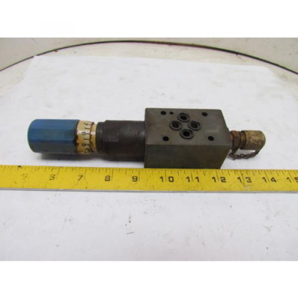 Vickers Andorra  DGMX1 3 PP AK 22 B Hydraulic Valve Pressure Reducing Keyed #3 image