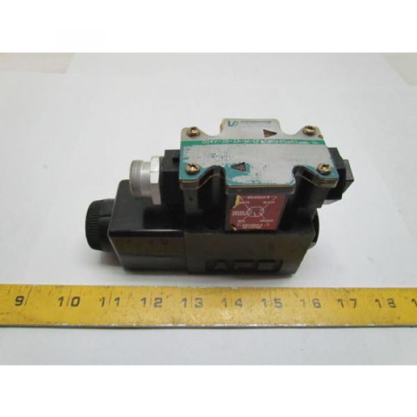 Eaton Cuba Vickers DG4V-3S-2A-M-FPA5WL-B5-60 Control Valve 120V coil #1 image