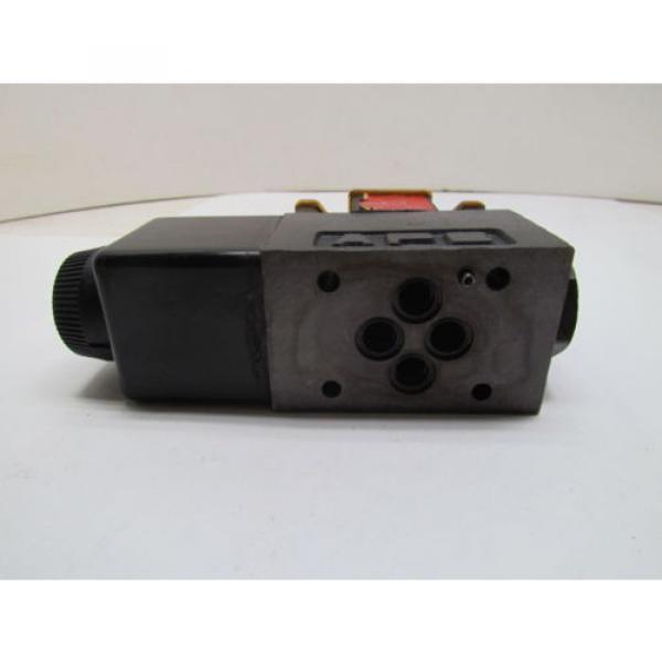 Eaton Cuba Vickers DG4V-3S-2A-M-FPA5WL-B5-60 Control Valve 120V coil #6 image