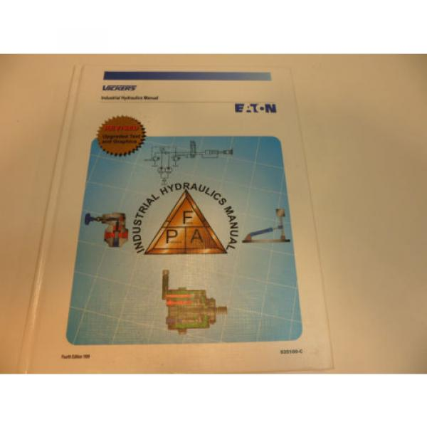 Vickers Egypt Industrial Hydraulics Manual EATON #4 image