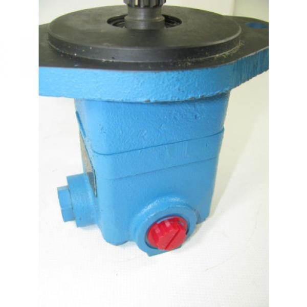 Vickers Rep. Eaton 02-318919-4 Hydraulic Vane Pump V10F-6S2T-12C2D-20 Factory Rebuild #6 image