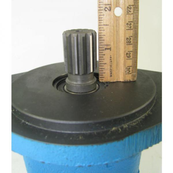 Vickers Rep. Eaton 02-318919-4 Hydraulic Vane Pump V10F-6S2T-12C2D-20 Factory Rebuild #7 image