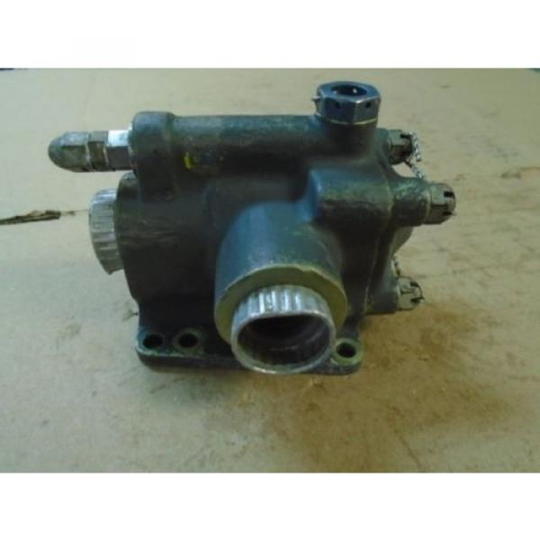 1 Brazil EA USED VICKERS HYDRAULIC SAFETY RELIEF VALVE FOR VINTAGE AIRCRAFT P/N AA11602 #3 image