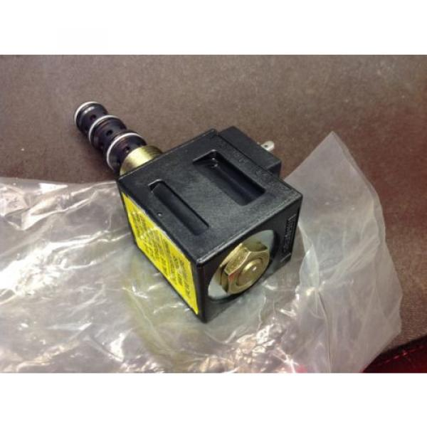Vickers Niger hydraulic valve solenoid coil 120 VAC 02-178114 Assembly Origin   $99 #4 image